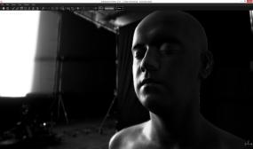Infinite-Realities scanned head