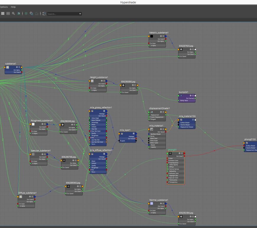Denes Dankhazi's Blogfolio – Page 6 – My blog about Autodesk Maya